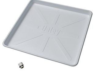 Oatey 32X30 WASHING MACHINE PAN  28 Inch x 30 Inch  White