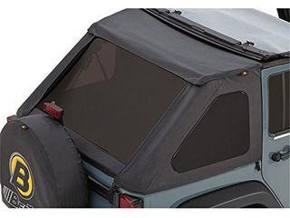 Tinted Window Kits For Bestop Trektop Nx Soft Tops For 2007 2018 Wrangler JK Unlimited
