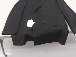 statement italy suit jacket and pants  jacket 48R W43R  pants 46l W40l  dirty