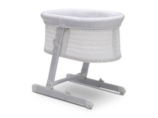 Simmons Kids Oval City Sleeper Bassinet   Whitecap  RETAIl  119 99