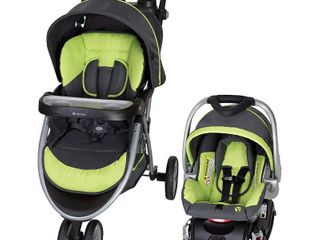 Baby Trend Skyview Travel System  Stroller Carseat   RETAIl  179 99