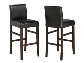 Set of 2  Simple living Claudette Counter Height Stool
