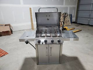 Charbroil Advantage Stainless Steel BBQ Grill