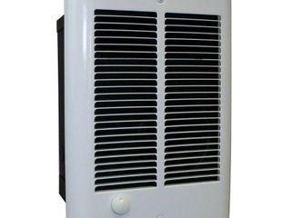 Fahrenheat 1 500 Watt Small Room Wall Heater  White as is