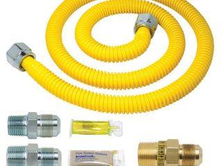 Brass Craft PSC1107 Gas Range Install Kit