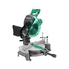 metabo 10 inch miter saw