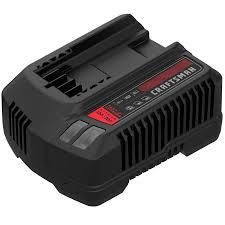 craftsman charger and battery 20 v