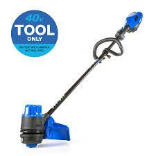 kobalt weed eater 40 v max no battery or charger used