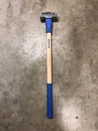 kobalt sledge hammer american hickory