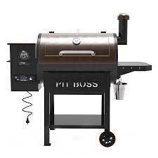 pit boss pro series wood pellet grill and smoker 8 in1