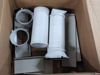 air duct kit for portable ac system