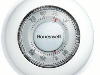 honeywell Round Manual Thermostat