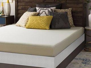 6 Inch Memory Foam Queen Mattress  Crown Comfort  Retail 434 49
