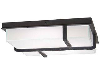 George Kovacs Sirato 1 light Spanish Iron led Wall Sconce Retail  396 95