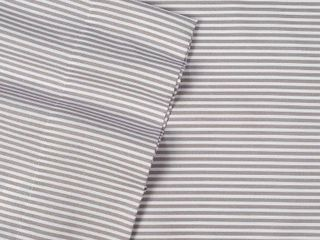 Sweet Home Collection luxury Classic Stripe Sheet Set  Twin