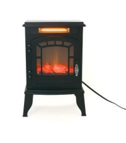 Hudson 15 inch Stove Fireplace Retail  89 99