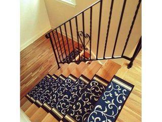 Gloria Rug Stair Treads Non Slip   GloriaStrairTread