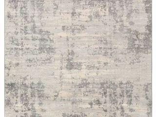 The Gray Barn Area Rug Abstract   Dark Grey