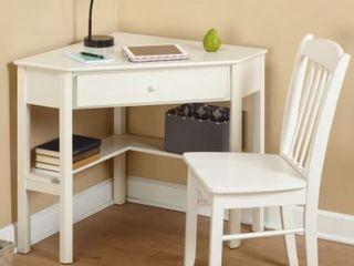 Simple living Corner Writing Desk