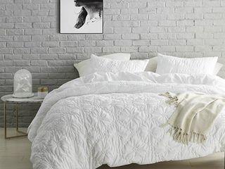 Farmhouse Morning Textured Bedding   Duvet Cover  Retail 105 99