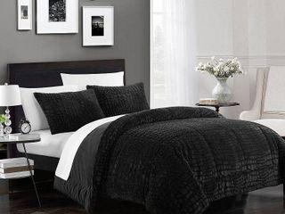 Chic Home Alligator 3 pc Comforter Set