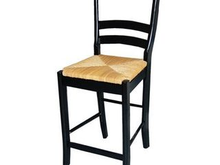 Target Counter Stool  TMS Paloma Counterstool   Black  24