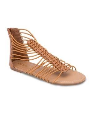 Olivia Miller Oviedo Gladiator Sandals Women s Shoes