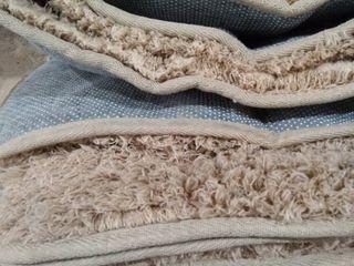 5 X 8 Feet Shag Area Rug 100  Polyester