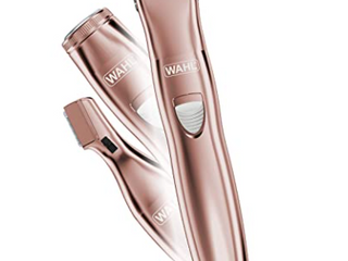 WAHl HOME PRODUCT Pure Confidence rechargeable trimmers remove facial hair trimming Smooth bikini lines