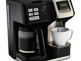 Hamilton 2 Way Programmable Coffee Brewer Maker Machine Coffemaker  Home Kitchen