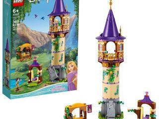 lEGO Disney Rapunzel s Tower Building Kit for Kids 43187