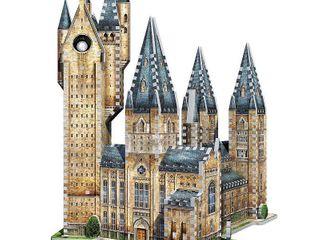Wrebbit3D Puzzle Harry Potter Hogwarts Astronomy Tower  860 Pieces