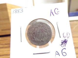 1883 SHIElD NICKEl AG