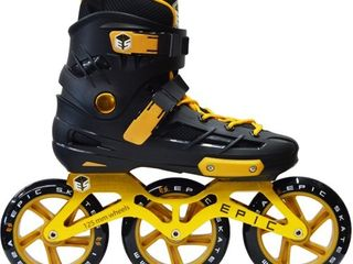 Size 9 Epic Engage 125mm Indoor Outdoor Inline Skates
