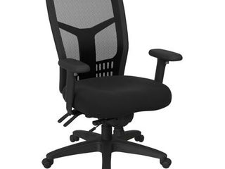 Proline Fabricated High Back Office Chair  Retail 233 99