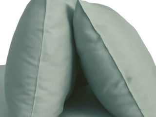 King 2pk 400 Thread Count 100  Rayon from Bamboo Resort Pillowcase Set Ocean Blue   Cariloha