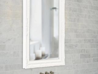 Elizabeth Austin Queen Anne Rectangle Wall Mirror    281 99