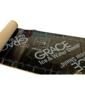 Grace Construction Products 36 in x 36 ft 100 sq ft Rubber Roof Underlayment
