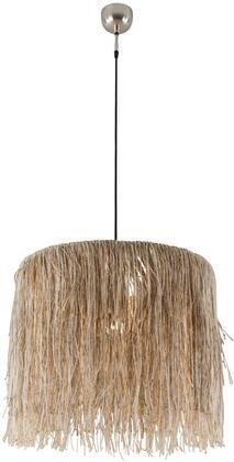Bali Boho large Jute Hanging Pendant light  Retail 154 10