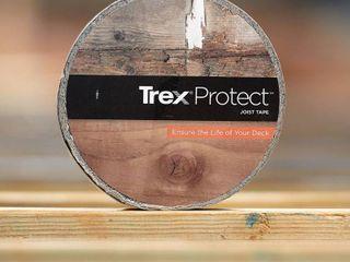 Trex Protect Joist Butyl Tape 15 8 x 50  QTY 4