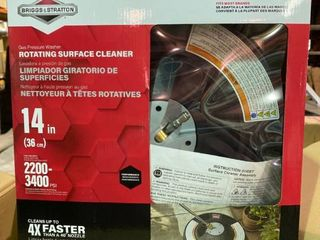 Briggs   Stratton Pressure Washer Surface Cleaner Tool