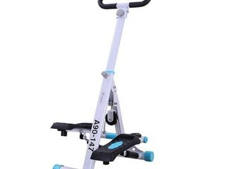 Soozier Adjustable Stepper Aerobic Ab Exercise Machine  Retail 93 49
