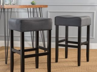 Set of 2   Charcoal   Bar Height   29 32 in  Retail 159 99