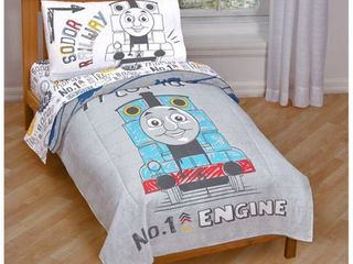 Thomas the Tank Engine Doodle Days Toddler 4 piece Bed in a Bag Set