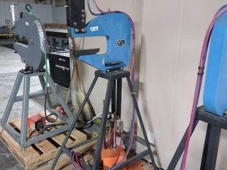 General Pneumatic Tools C Squeeze Machine Model 8000 CSA