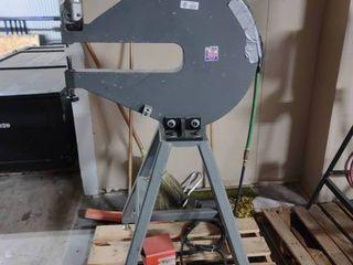 Atlantic Air Tool Co  C Squeeze Machine