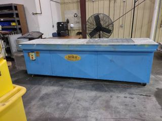 Denray Downdraft Table Model  30120 Odor