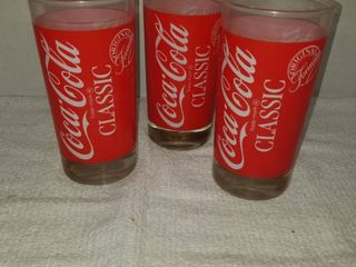 Coke Glasses