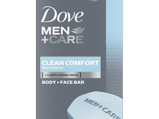 Dove Men Care Body and Face Bar Clean Comfort 3 75 oz  6 Bar