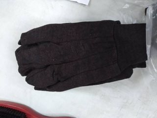 industrial gloves approximately a dozen